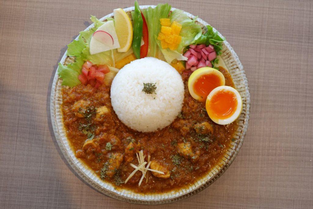Spicy Curry WANYAスパイシーチキンカレー